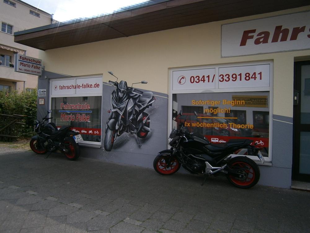 Fahrschule Leipzig Falke